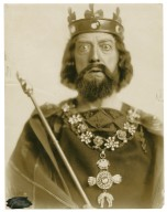 R.B. Mantell as King John [in Shakespeare's play of that name] [graphic] / Matzene.