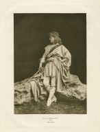 Julia Marlowe as Imogen [in Shakespeare's Cymbeline] [graphic] / B.J. Falk.