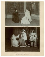 [Two photographs of a production of] Measure for measure [starring] Mme. Modjeska [graphic].