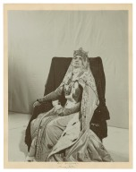 [Six photographs of a production of] King John [starring] Mme. Modjeska [and] E. Proctor Otis [graphic] / Byron.