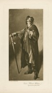 Pistol (William Mollison) by permission of the artist [from Shakespeare's Henry V] [graphic] / from the picture by George Henry.