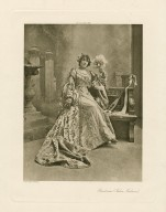 [Julia Neilson as] Beatrice [in Shakespeare's Much ado about nothing] [graphic] / photo, Ellis & Walery.