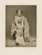 Calphurnia (Nancy Price) [in Shakespeare's play, Julius Caesar] [graphic] / photo, J. & L. Caswall Smith.