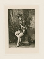Miss Rehan as Sylvia, in [Farquhar's] The recruiting officer [graphic].