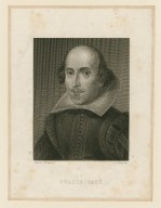 Shakespeare [graphic] / Martin Droeshout ; J.C. Armytage.
