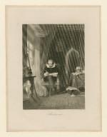 Shakspeare [graphic] / L. Hicks del. ; A. H. Payne sclps.