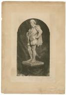 [Statue of Shakespeare, Central Park, N.Y.] [graphic] / [artist, John Quincy Adams Ward] ; S.P. Davis del. ; J.P. Davis Sc.