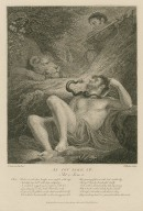 As you like it, act 4, scene 3 [graphic] / painted by J. Northcote, R.A. ; engraved by R. Rhodes.