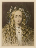 [Ophelia, character in Hamlet] [graphic] / E. Goodwyn Lewis.