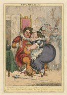 King Henry IV [part 2], Falstaff, Thou dost give me flattering busses ... [graphic].