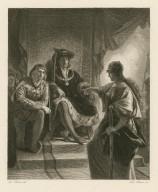 [Henry VI, 1st part, act 1, sc. 11] [graphic] / Fr. Pecht, del. ; Tob. Bauer, sc.