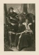 [Henry VI, 3rd part, act IV, sc. 111] [graphic] / M. Adamo, del. ; Tob. Bauer, sc.