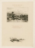 Sleepest, or wakest thou. King Lear, act 3 scene 6... [graphic] / R. Ansdell.