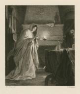 [Macbeth, act V, scene 1] [graphic] / M. Adamo, del. ; J. Lindner, sc.
