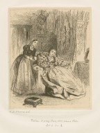 [Merchant of Venice, Portia: I pray thee, overname them ; act 1 sc. 2] [graphic] / [G.H. Thomas del. pencilled in] ; W. Thomas [sc].