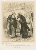 [Shylock: What, what, what? Ill luck, ill luck? : act III, sc. 1] [graphic] / [G.H. Thomas, del. pencilled in] ; W. Thomas sc.