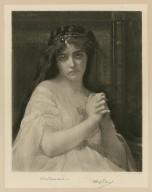 Desdemona [graphic] / artist, Alex Cabanel.