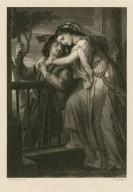 [Romeo and Juliet, act III, scene 5] [graphic] / H. Hofmann del. ; G. Goldberg sc.