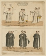 Hodgson's funeral procession in Romeo and Juliet, in 6 plates [graphic].