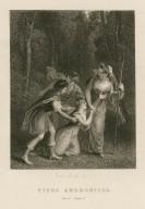Titus Andronicus, act 2, scene 3 [graphic] / Edw. Smith, sc.