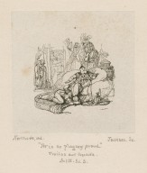 [Troilus and Cressida] [graphic] / [James Northcote] ; Jackson sc.