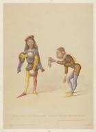 Speed (a clownish servant): Sir, your glove. Valentine: not mine, my gloves are on, Two gentlemen of Verona, act 2, sc. 1 [graphic] / F. Jones, chro.