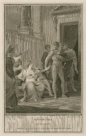 Winter's tale, act II, scene 1 [graphic] / painted by W. Hamilton, R.A. ; engraved by J. Fittler.
