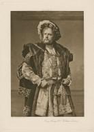William Terriss (Henry VIII) [graphic].