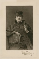 [Portraits of Ellen Terry as Portia in Shakespeare's Merchant of Venice] [graphic].