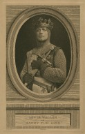 Mr. Lewis Waller as Henry V [in Shakespeare's play of that name] [graphic].