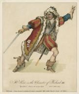 Mr. Kean in the character of Richard III ... [in Shakespeare's King Richard III] [graphic].