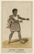 Mr Kean as Omreah [graphic] : ...Carib chief ... [by Twiss] / I.R.C., fecit.