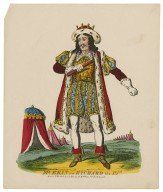 Mr. Kean as Richard the IIIrd [in Shakespeare's King Richard III] [graphic] / Marks, fec.