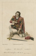 Mr. Kean (in Richard 3rd) [graphic] / painted by G. Clint ; engraved by R. Cooper.