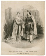 Miss Adelaide Kemble & Mrs. Alfred Shaw, in the opera of Semiramide [graphic] / T.C.W.
