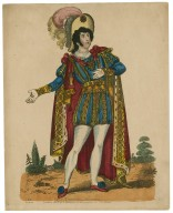 Mr. C. Kemble as Romeo [in Shakespeare's Romeo and Juliet] [graphic].