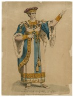 Mr. C. Kemble as King Henry the fifth [in Shakespeare's King Henry V] [graphic].