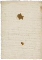 Letter from Frances Brooke, Baroness Cobham, Cobham, Kent, to Lady Elizabeth St. Loe