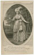 Mrs. S. Kemble as Imoinda ... [in Southerne's Oroonoko] [graphic] / De Wilde pinxt. ; Leney sculp.