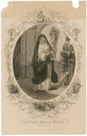Fanny Kemble (Butler) as Isabella ... [in Shakespeare's Measure for measure] [graphic] / eng. by R. Thew.