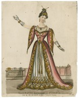 Miss Fanny Kemble as Portia [in Shakespeare's Merchant of Venice] [graphic].