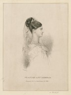 Frances Ann Kemble [graphic] / John Hayter del.