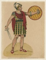 Mr Kemble as Coriolanus [in Shakespeare's Coriolanus] [graphic] / I.R. Cruikshank fecit.