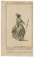 Miss P. Hopkins in the character of Lavinia [graphic] : [in Shakespeare's Titus Andronicus] / J Roberts, del.