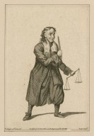 Macklin [as Shylock in Shakespeare's Merchant of Venice] [graphic] / Parkinson ad vivum del. ; Grignion sct.