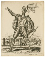 Mr. Macready as Hotspur in Henry 4th 1st part [by Shakespeare] [graphic].