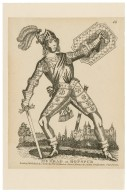 Mr. Mead as Hotspur [in Shakespeare's play, King Henry IV, part 1] [graphic].