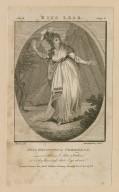 Miss Brunton in Cordelia [in Shakespeare's] King Lear [graphic] / Burney, del. ; Thornthwaite, sculp.