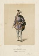 Mr. Michot, rôle de Roméo dans Roméo et Juliette [graphic] / P.R.