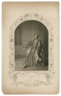 Mr. Macready as Macbeth [in Shakespeare's Macbeth]: If I stand here, I saw him, act 3, sc. 4 [graphic].